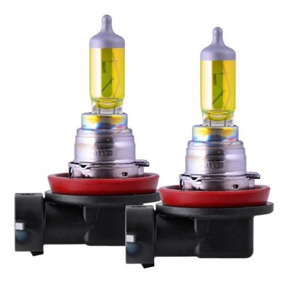 Галогенные лампы для авто Piaa Solar Yellow (2500K)