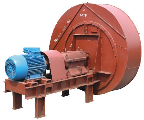 Вентиляторы центробежные дутьевые ВДН-13-Х