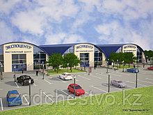 Строительство выставочных и торгово-выставочных центров, комплексов, павильонов