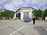 Строительство выставочных и торгово-выставочных центров, комплексов, павильонов, фото 4