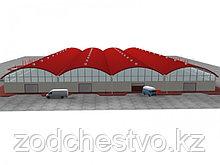 Строительство логистических, трансортно-логистических, складских, торговых центров и комплексов