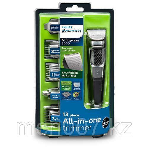 Philips Norelco Multigroom (Универсальный триммер для волос, бороды, носа и ушей ) 13 в 1