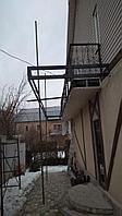 Ремонт, реставрация балконов.