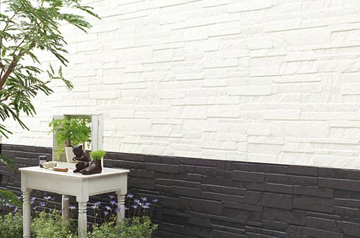 Фасадные панели для многоэтажного строительства - Горный камень 14 мм (Серадир V14).
