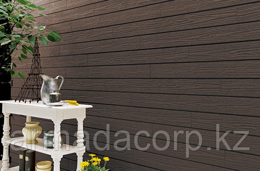 Фасадные панели для многоэтажного строительства - Лиственница 14 мм (Серадир V14).