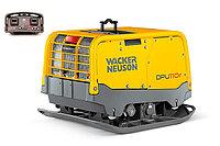 Виброплита дизельная на инфракрасном управлении Wacker Neuson DPU 110r Lem970 (810 кг)