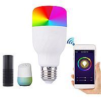 Smart WI-FI RGBW диммируемая лампа
