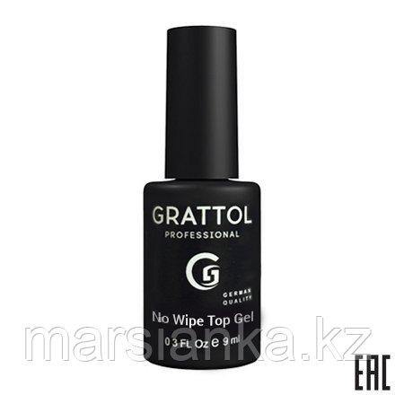 Top No Wipe UV Filter (топ без л/с защита цвета) Grattol, 9ml, фото 2