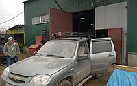 Багажник экспедиционный ВАЗ 2123 (Нива-Шевроле), фото 1