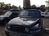 Багажник экспедиционный ТаГАЗ Tiger (3д.)