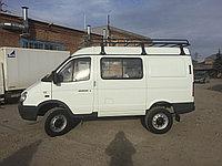 `ГАЗ 2752 (Соболь)`, Грузовая платформа