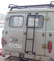 Лестница УАЗ 3741,2206 (микроавтобус)