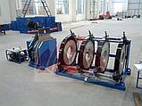 Утюг для пластиковых труб 400-630мм, (гидравлический), фото 4
