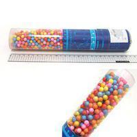 Хлопушка 40 см шарики пенопластовые