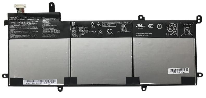 Аккумулятор для ноутбука Asus Zenbook UX305UA C31N1428 (11.31V, 4955 mAh) Original