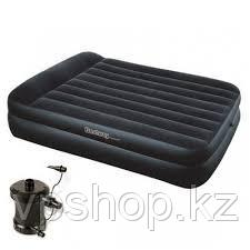 Bestway Матрас-кровать надувная Bestway 67345 (203 х 152 х 46 см)