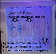 Аппарат 6 в 1, Вакуумной гидродермабразии, Крио, RF, ультразвук, Спреер, фото 3