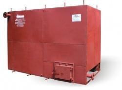 Котел водогрейный КВ-ТС (КВ-Р) 4,65-150