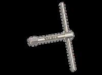 Шестигранник Т-образный титановый 10х150 мм