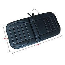 Универсальная накидка с подогревом в авто, фото 2