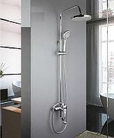 Душевая система с верх.душем, смсит. и ручной лейкой F2418