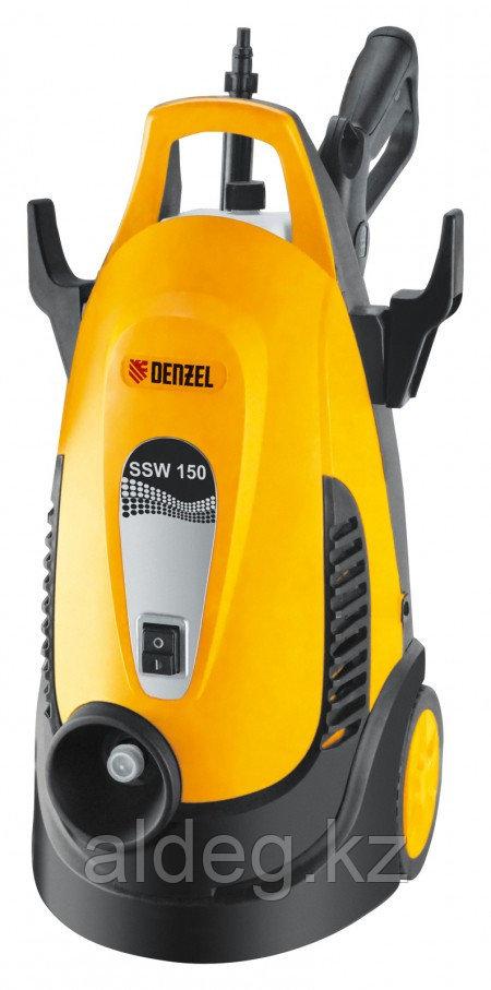 Моечная машина высокого давления SSW150, 1800 Вт, 150 бар, 5,5 л/мин, самовсасывающая// Denzel