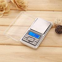 Весы карманные, портативные, ювелирные MH-500, до 500 гр/0.01 гр, фото 1