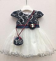 Платье с сумочкой Miss E