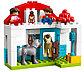 LEGO Duplo 10868 Конюшня на ферме Лего Дупло, фото 3
