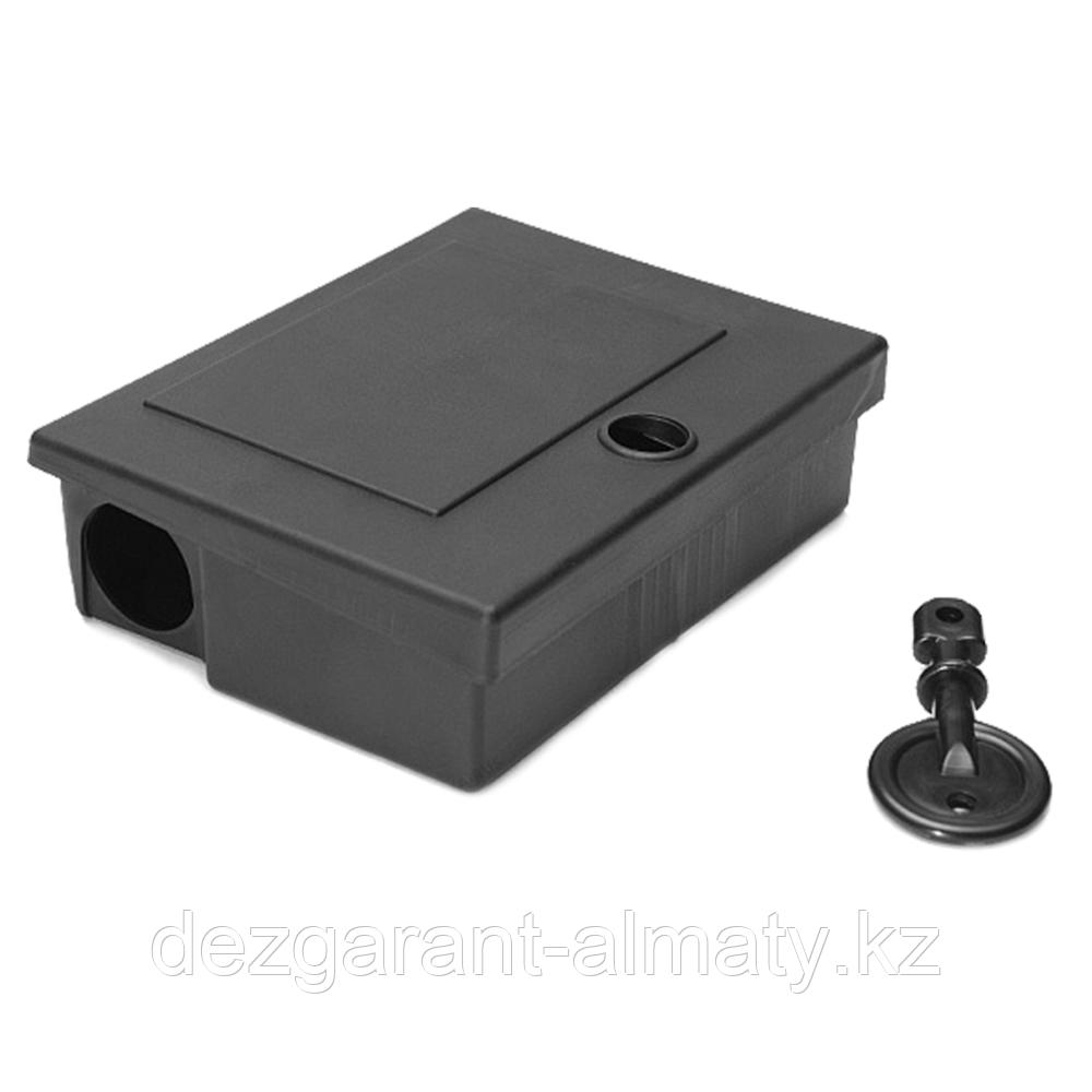 Контейнер Small Mouse Bait Box Black