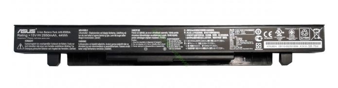 Аккумулятор для ноутбука Asus X550, A41-X550 (15V, 2950 mAh) Original