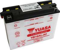 Батарея аккумуляторная, YB16AL-A2 (YB16AL-A2-PP)