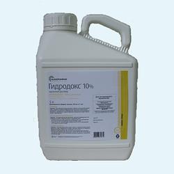 Гидродокс 10% 1 кг, 5 кг