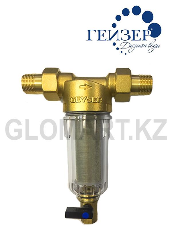 Гейзер фильтр Бастион 111 для холодной воды 3/4″