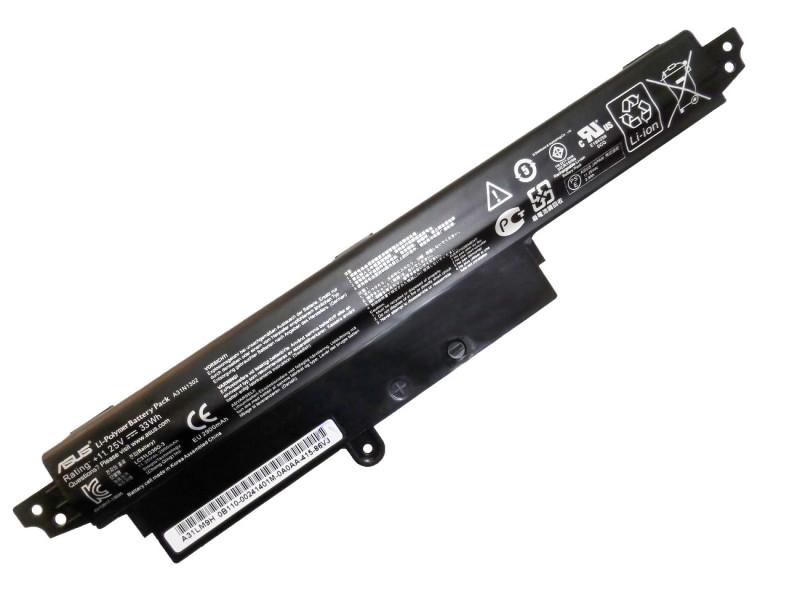 Аккумулятор для ноутбука Asus X200CA, A31N1302 (11.25V, 2200 mAh)