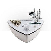 Аппарат 2 в 1 алмазной микродермобразии + спреер, фото 2