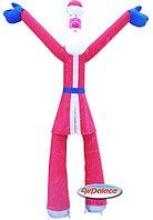 Аэромен надувной человечек Санта 3,5 м