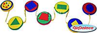 Змейка-шагайка - развивающая игра детская