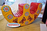 Летняя - мягкая безопасная качалка для детей 1,2*0,4*0,7 м