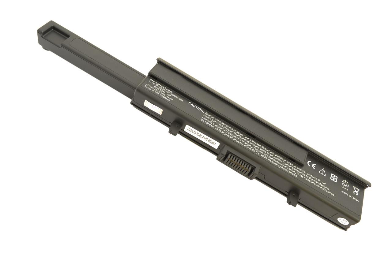 Аккумулятор для ноутбука Dell XPS 1530, TK330 (11.1V 6600 mAh)