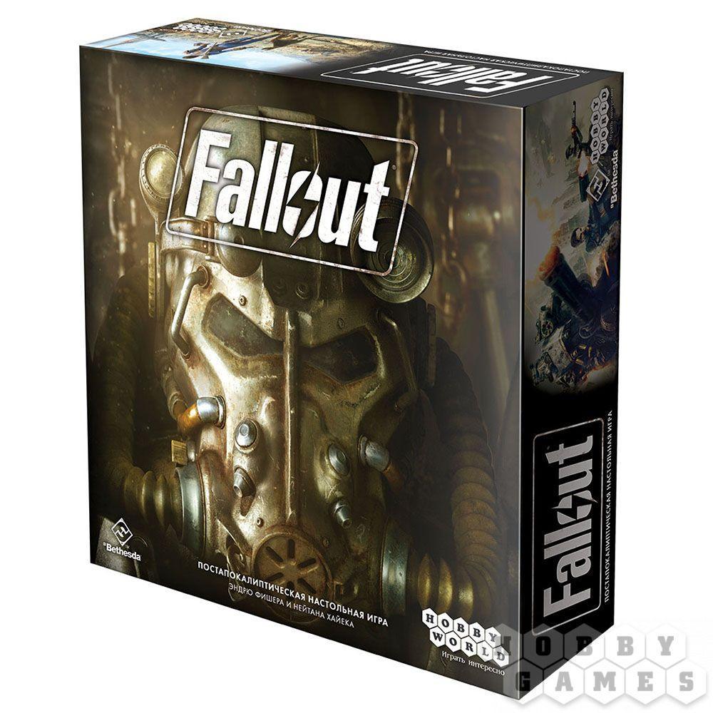 Настольная игра: Fallout, арт. 181957