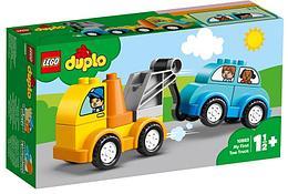 10883 Lego Duplo Мой первый эвакуатор, Лего Дупло