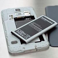 Замена батареи samsung s5
