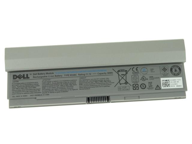 Аккумулятор для ноутбука Dell Latitude E4200, W346C (11.1V 4400 mAh)