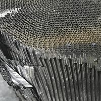 Прием цельных металлических катализаторов