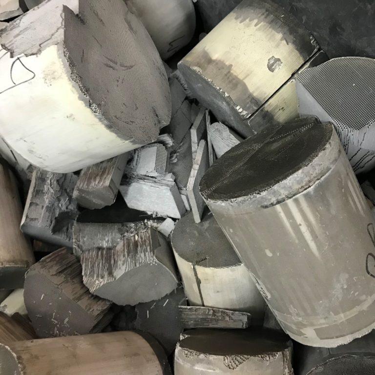 Сдать отработанные катализаторы от 15000-до 200000 тг/кг по анализу