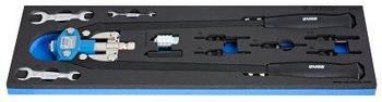 Заклёпочник ручной в наборе 1301/6