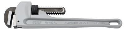 Ключ трубный (американский тип), алюминиевый 492AL