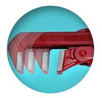 Ключ трубный с зажимом 483/6, фото 4