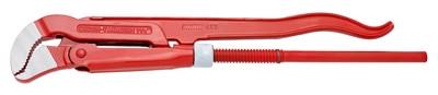 Ключ трубный (шведский тип) S-образный, угол 45° - 482/6